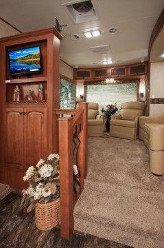 Heartland Luxury Fifth Wheels Big Country Bc3691sk Rv Living