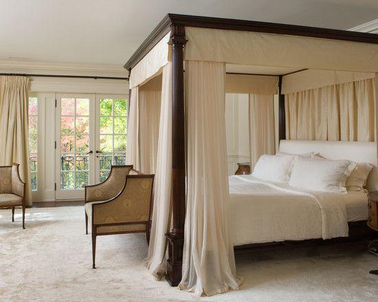Bedroom Canopy Design Pictures Remodel Decor And Ideas Page 11 Traditional Bedroom Canopy Bedroom Canopy Bed Frame