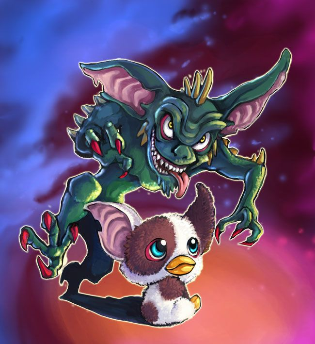 gremlin by lylac gremlins pinterest gremlins and art