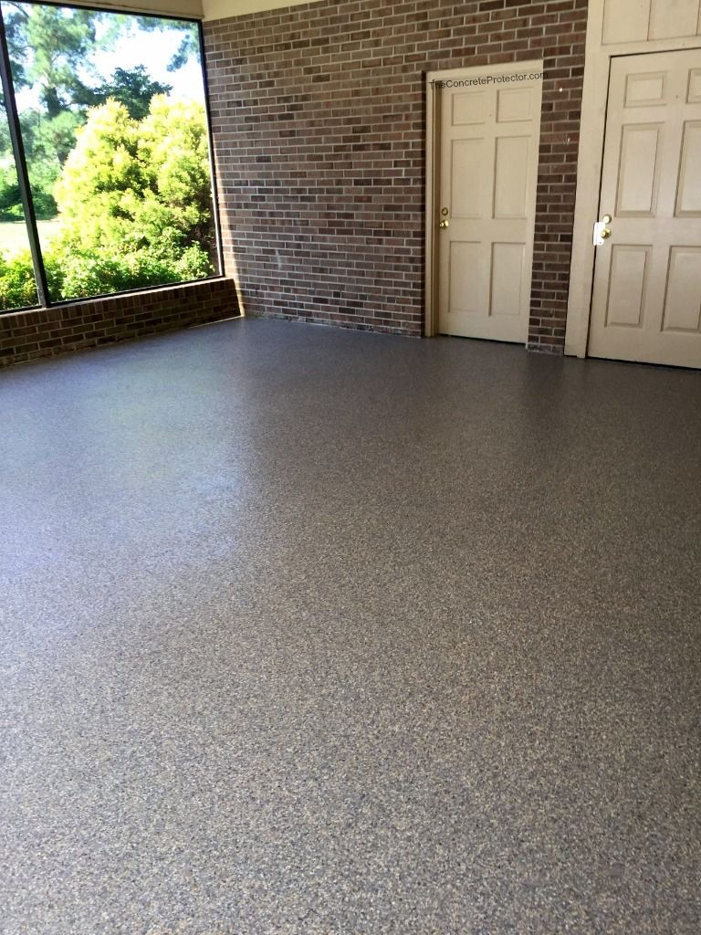 Decorative Epoxy Flake Patio Gulfport Mississippi Concrete Decor Epoxy Floor Concrete Coatings