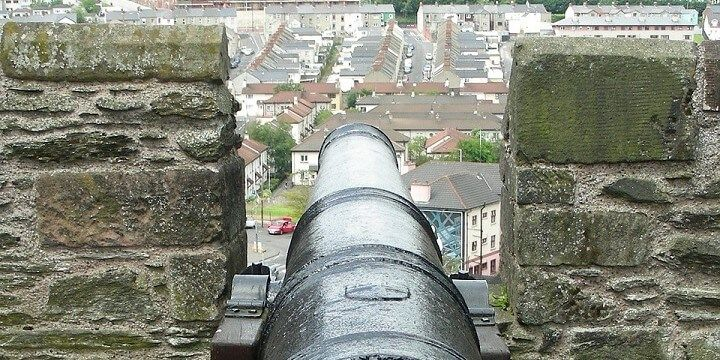 Londonderry, Count Derry, Northern Ireland