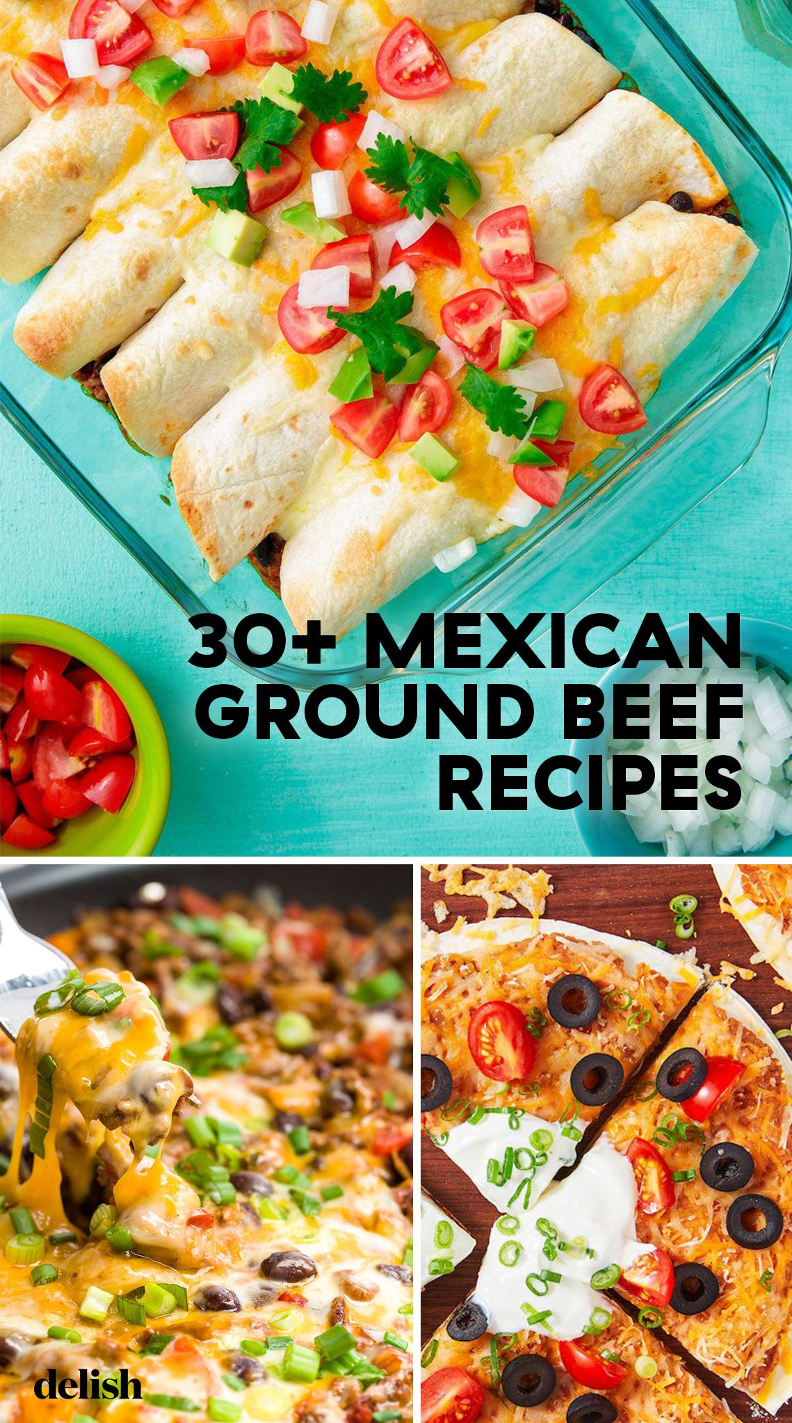 Meaty Mexican Recipes Everyone Should Master Mexican Food Recipes Recipes Fast Family Meals