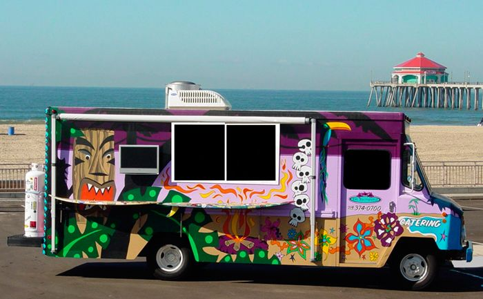 Food truck on beach google search the crystal anniversary