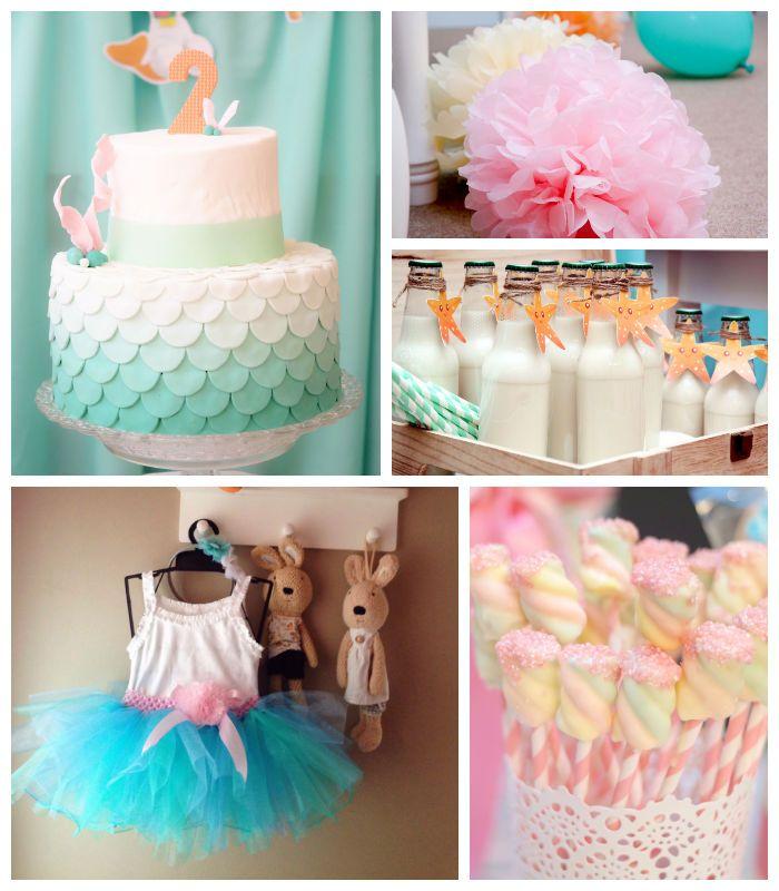 Bubble Guppies Themed Birthday Party With SO MANY REALLY CUTE IDEAS Via Karas Ideas