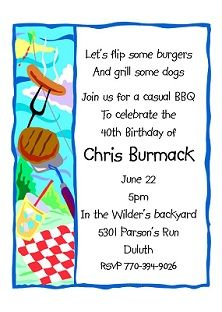 Summertime Summer Party Invitation Summer And Pool Party