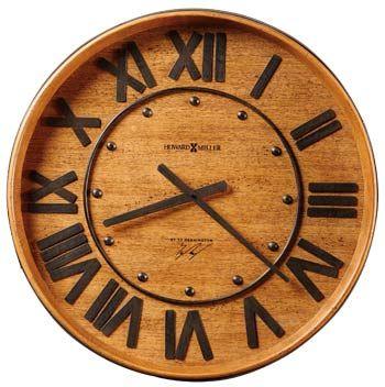 Wine Barrel Clock Wine Barrel Wall Wall Clock Large Wall Clock