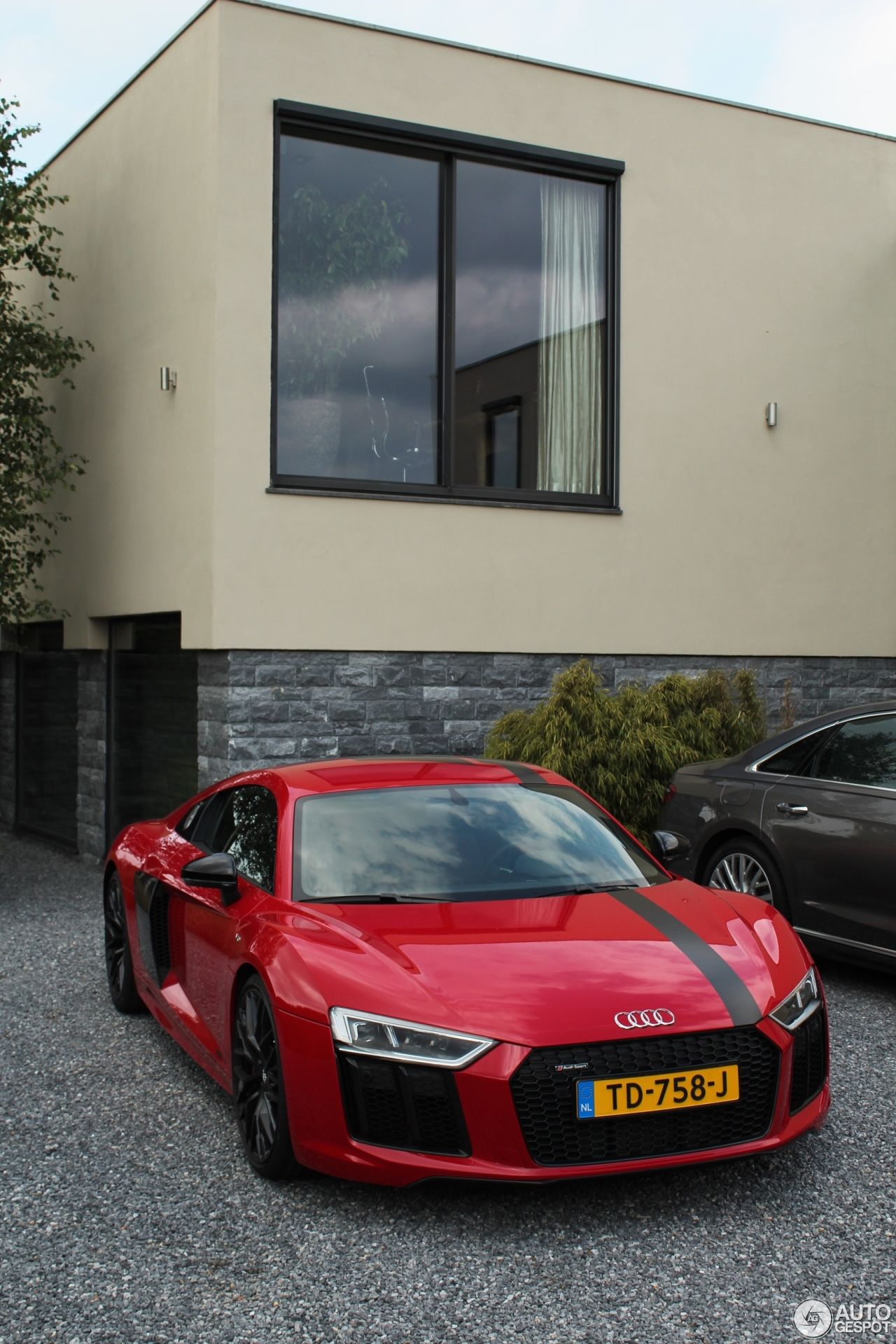 Audi R8 V10 Rws Auto Foto