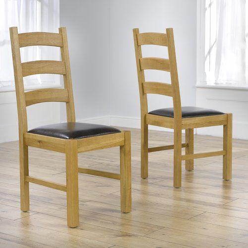 Essgruppe Murcia mit 6 Stühlen Home Etc Sitzfarbe: Braun