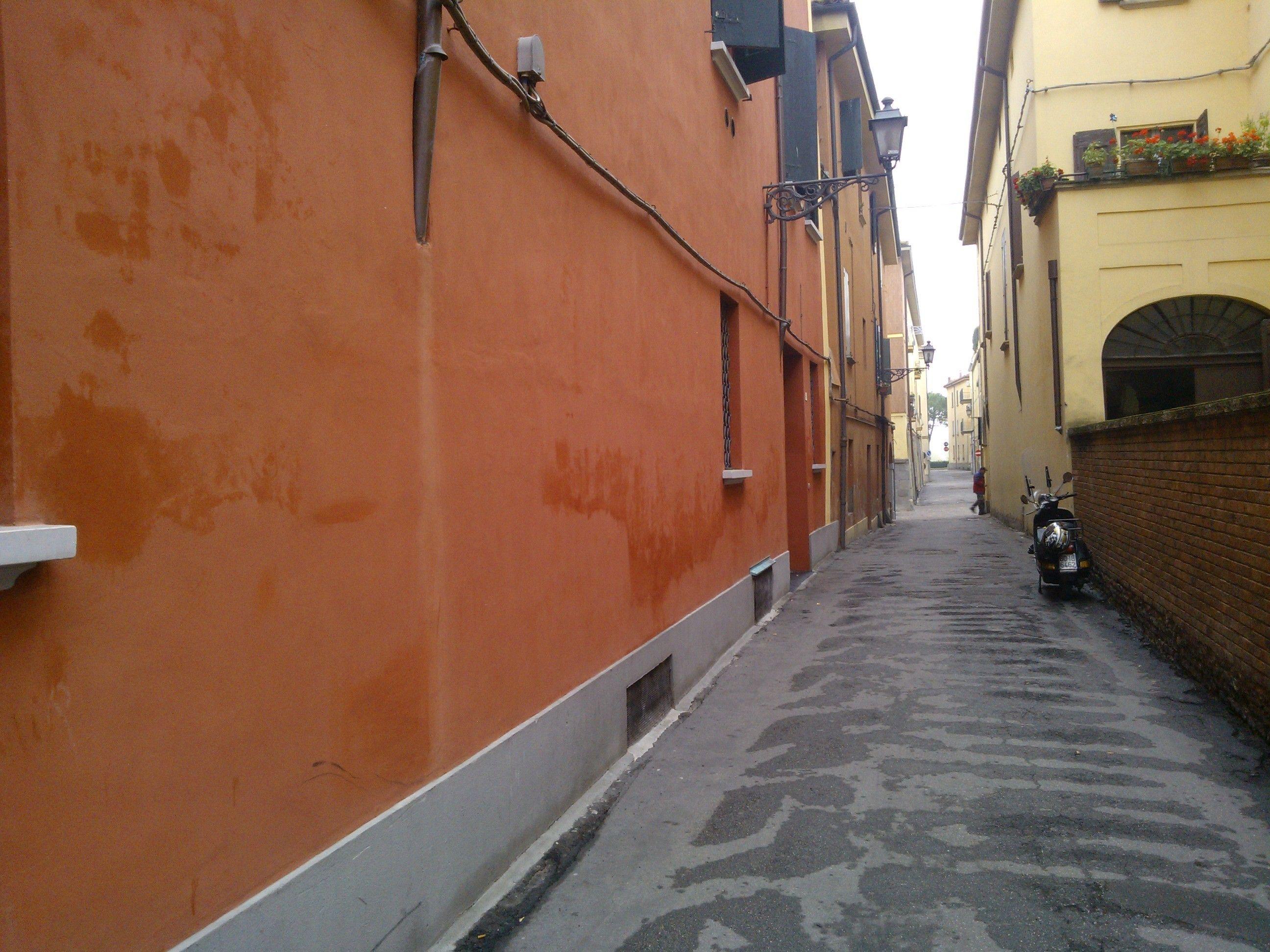 Castel San Pietro Walls