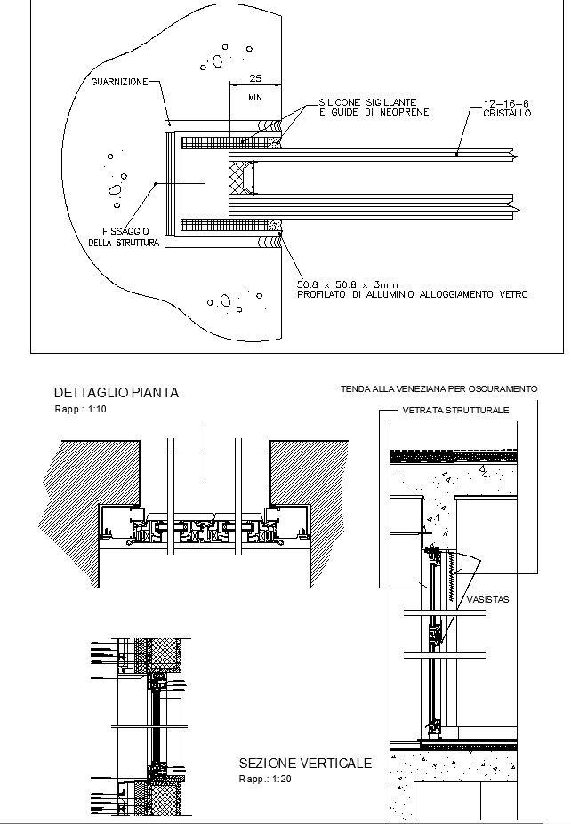 Windows Detail Drawings 2