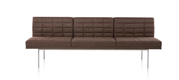 Tuxedo Sofas   BassamFellows For Herman Miller. I Had The Privilege Of  Being Able To Sit On This Sofa.