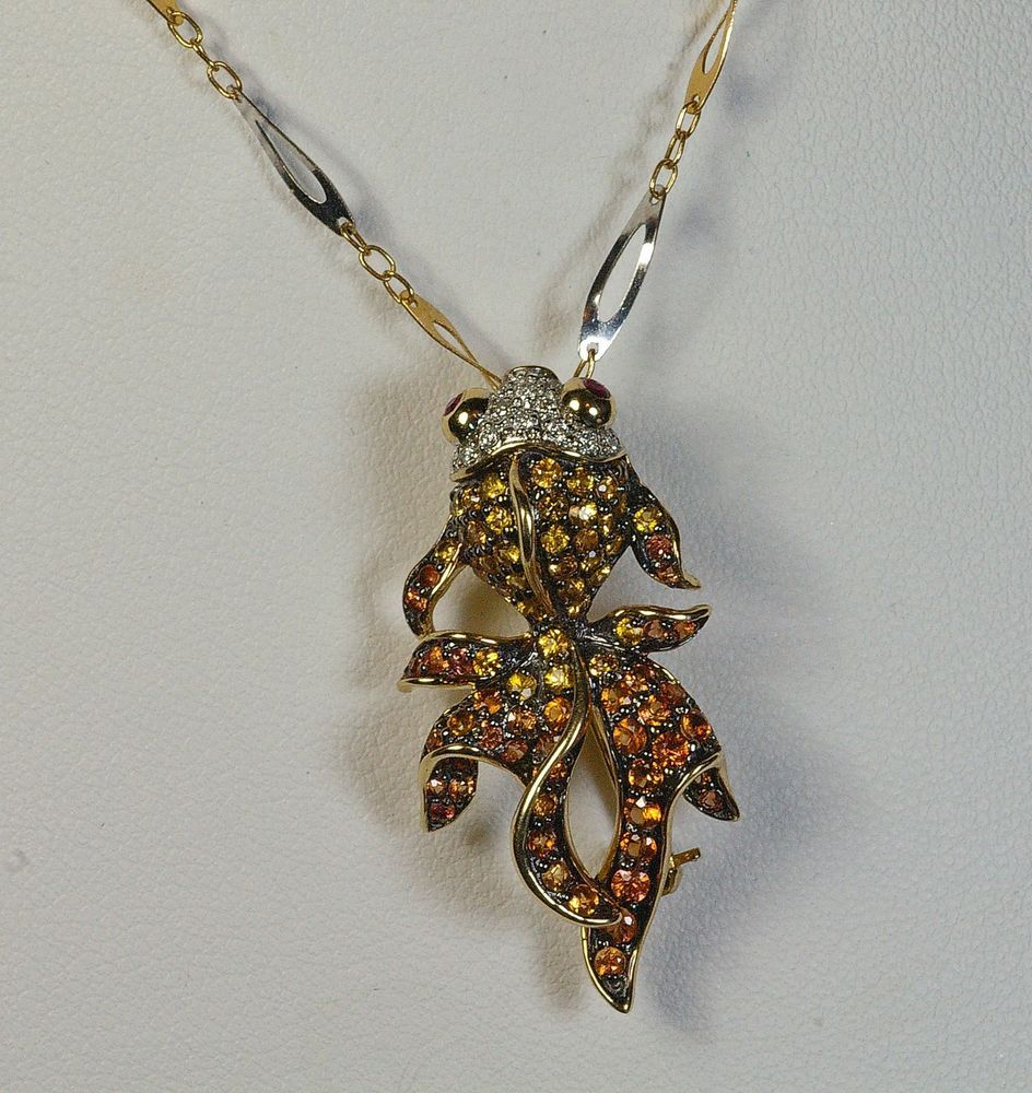 fish midnight products pendant sun koi