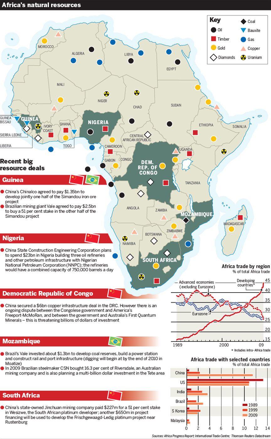 The Next Economic Bubble To Pop Afrique Ghana Cartes