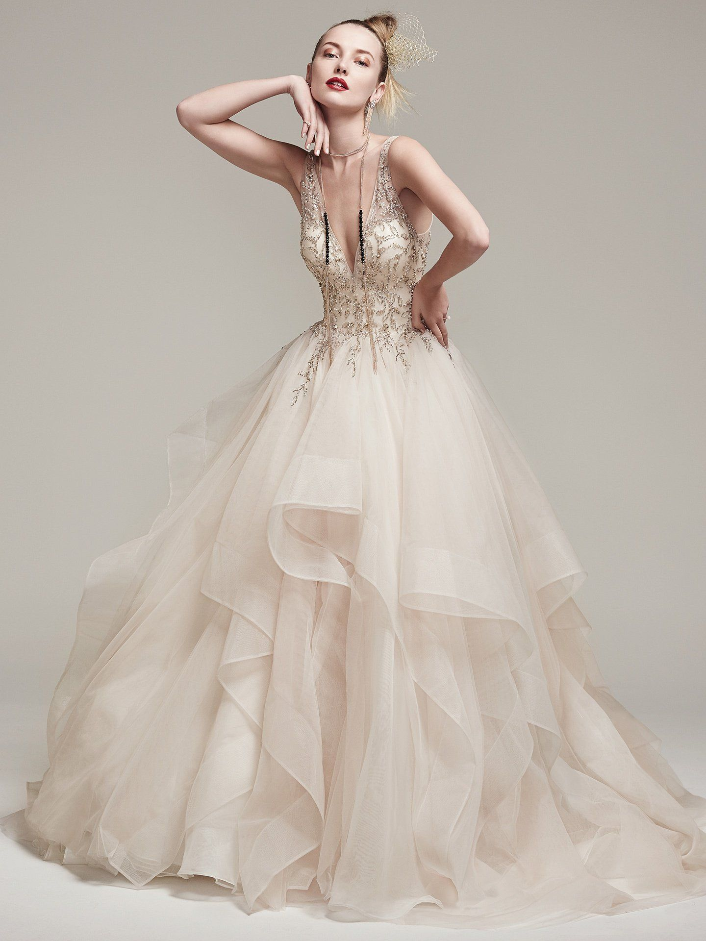 Maggie sottero wedding dresses horsehair amelie and ball gowns maggie sottero wedding dresses ombrellifo Images