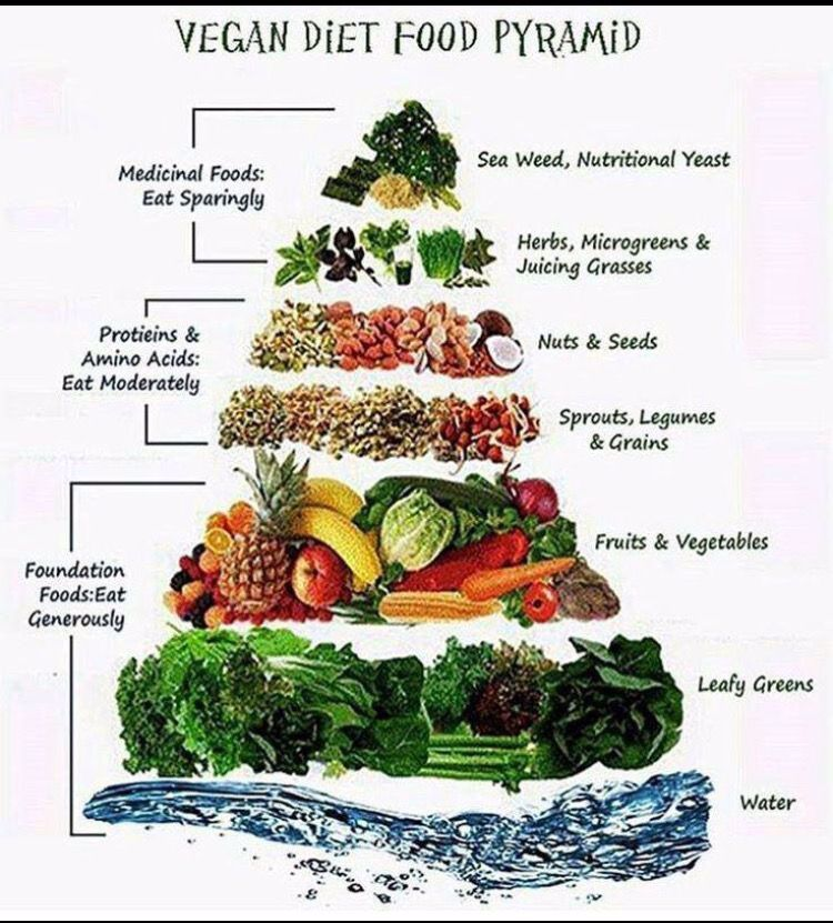 Vegan Food Pyramid In 2020 Vegan Food Pyramid Paleo Food Pyramid Vegan Diet Recipes