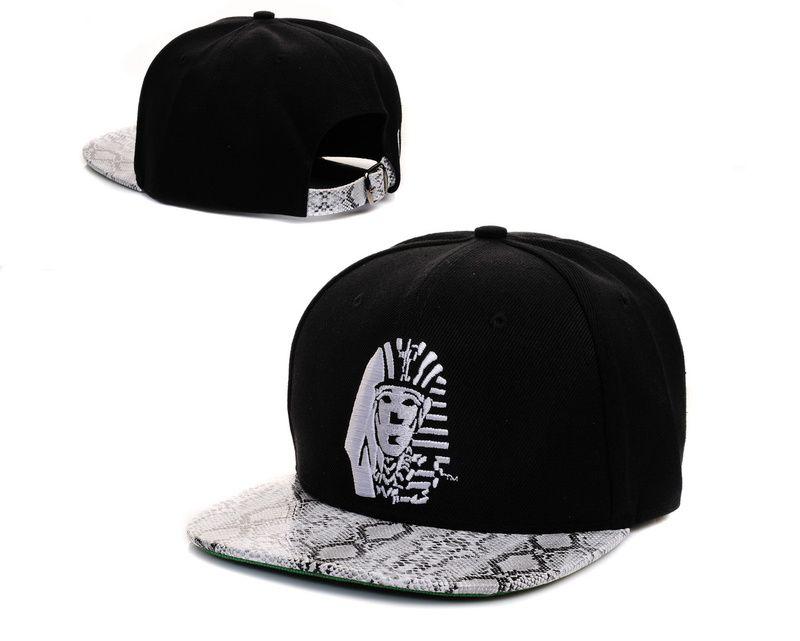 8c4edc68b9c Last Kings Strapback Snakeskin Snapbacks Hats Tyga Caps