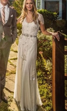 Jenny Packham Eden This Dress For A Fraction Of The Salon Price On Preownedweddingdresses