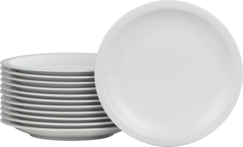 "Set of 12 10.5"" Dinner Plates  