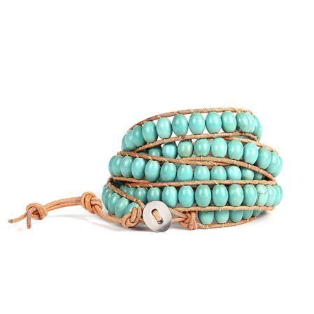 Pulsera Big Pearl de Esencia Femenina, azul