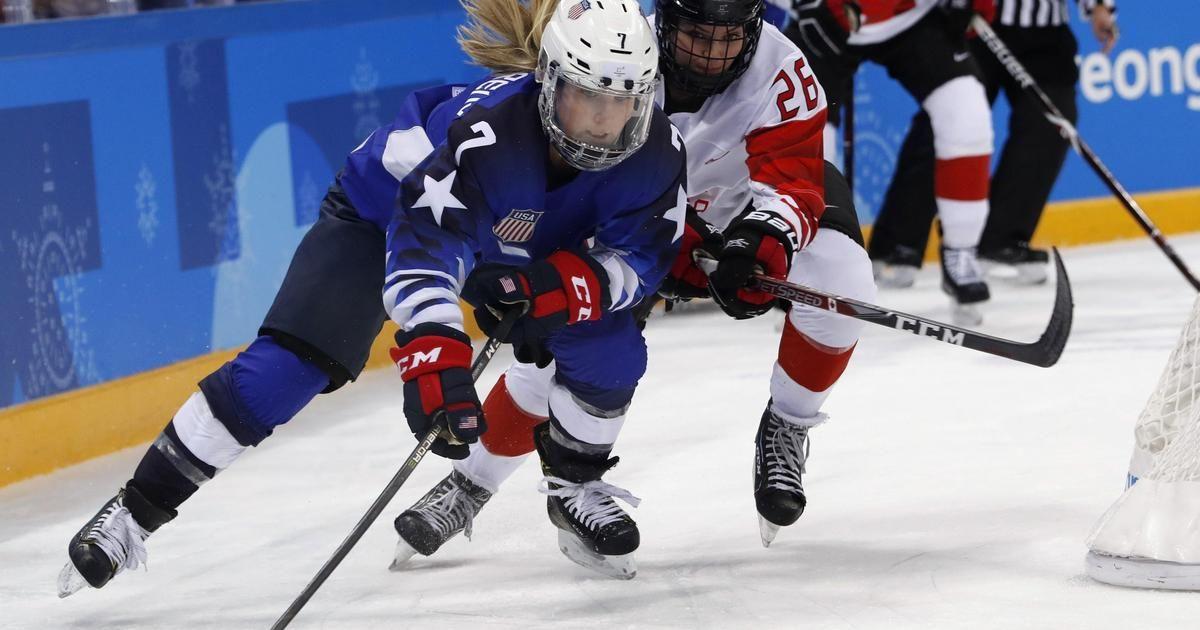2018 Winter Olympics U.S.Canada cliffhanger for women's