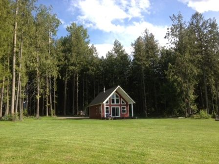Sorrento Cabin For Rent Shuswap Red Cabin Koyne