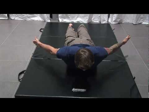 global bodyweight trainings mike fitch shows how shoulder