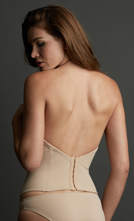 Low back bra wedding dress google search wedding ideas for Low cut bra for wedding dress