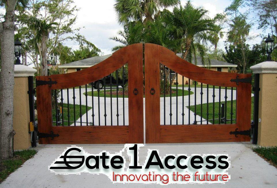 Gate1access Aluminum Gate Design For More Info Go To Www Gate1access Com Sliding Gate Opener Sliding Gate Aluminium Gates