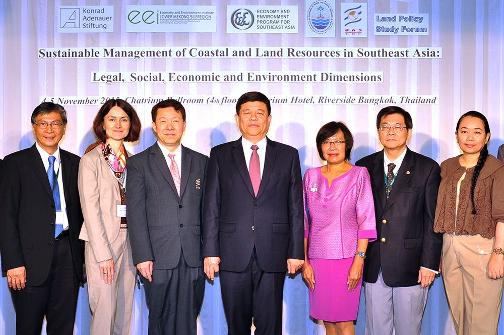 SUSTAINABLE MANAGEMENT OF COASTAL AND LAND RESOURCES IN