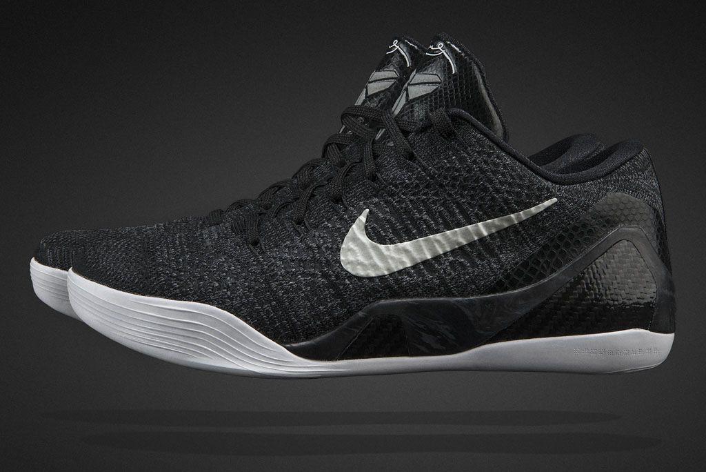 Nike Introduces the Kobe 9 Elite Low