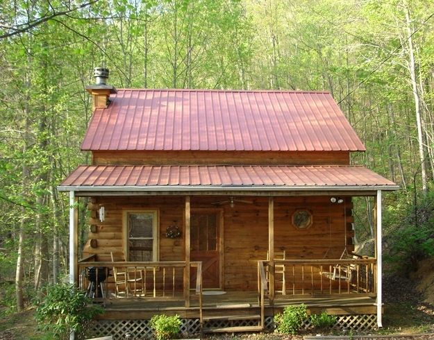 28 Images For People Who Are Into Log Cabin Porn