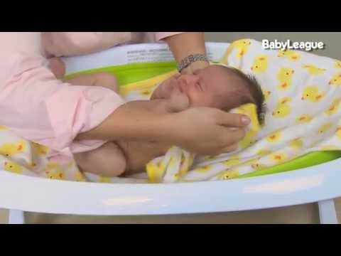 Baby\'s First Bath\