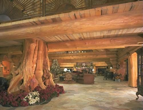 Log Home Interiors, Inside Your Custom Log Home Part 65