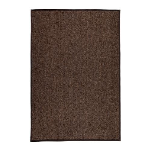 osted rug flatwoven brown sisal living rooms and room. Black Bedroom Furniture Sets. Home Design Ideas