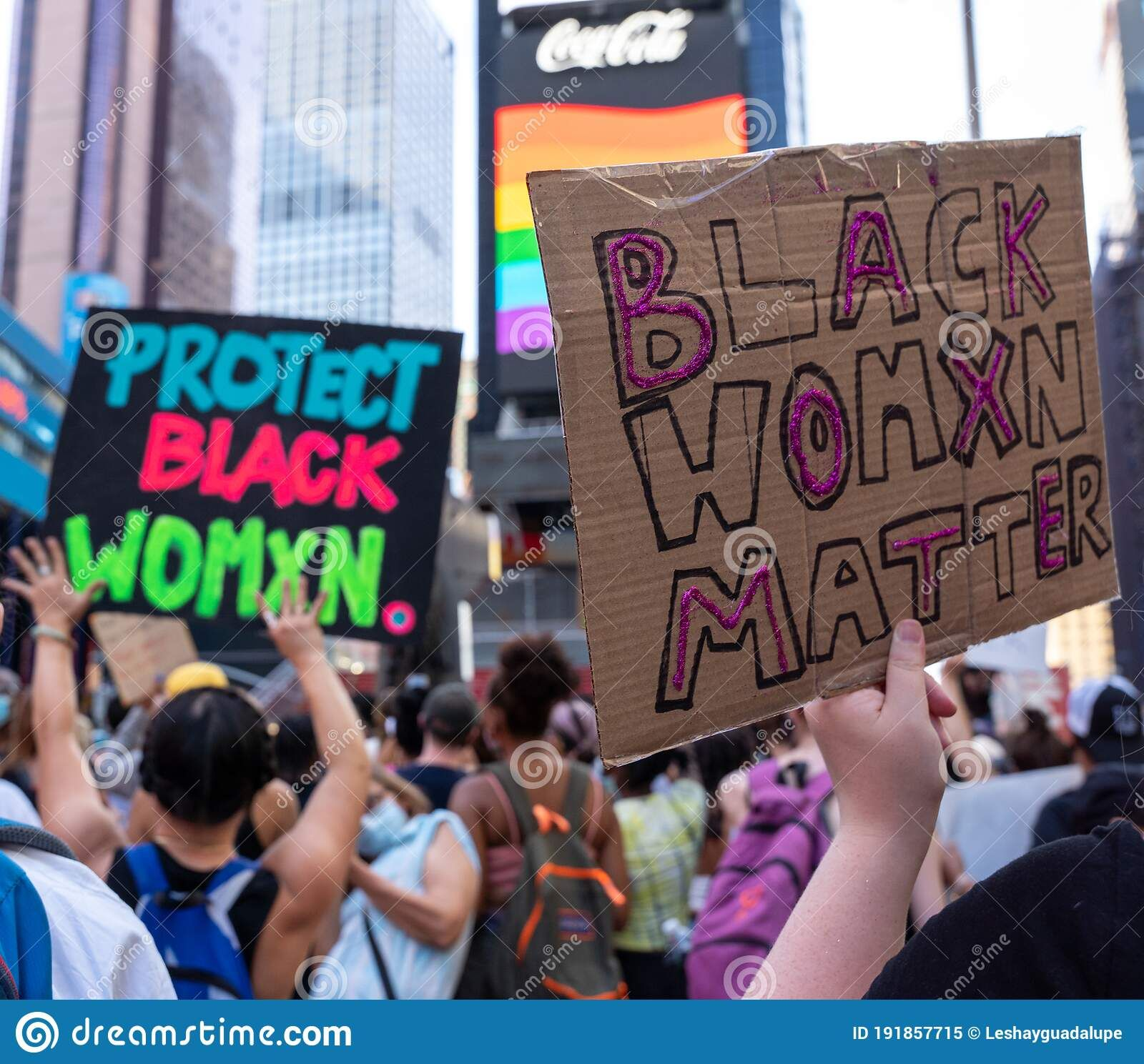 Pin By Dreamstime Stock Photos On Black Lives Matter New York City Ny Black Lives Matter Protest Times Square New York