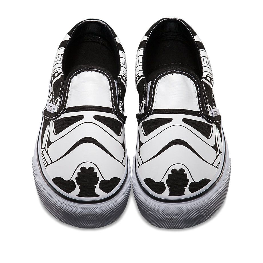 Star Wars Vans You know you\'d rock   Clothes and Stuff   Pinterest