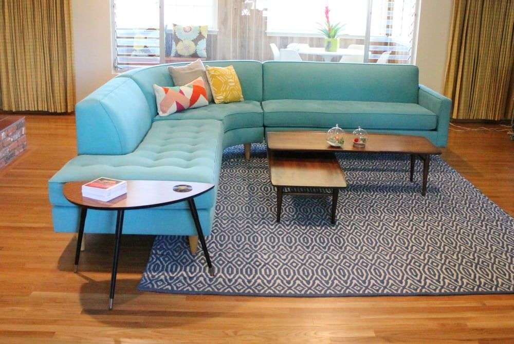 Image Result For Turquoise Sectional Sofa Custom Sofa Sectional