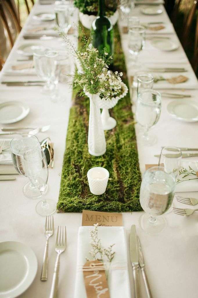 Luscious Rustic New York Wedding Reception From Fabrice Tranzer