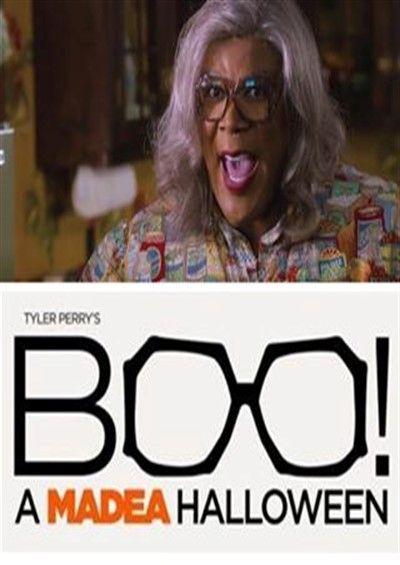 Boo A Madea Halloween 2016 Full Hd 1080p Tek Parça Izle Boo A