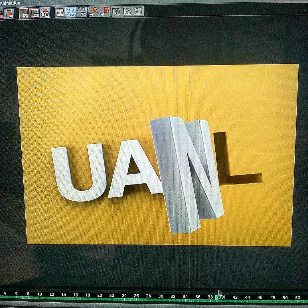 #UANL #C4D #cinema4d by gerax9