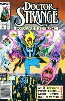 Dr strange comic books for sale