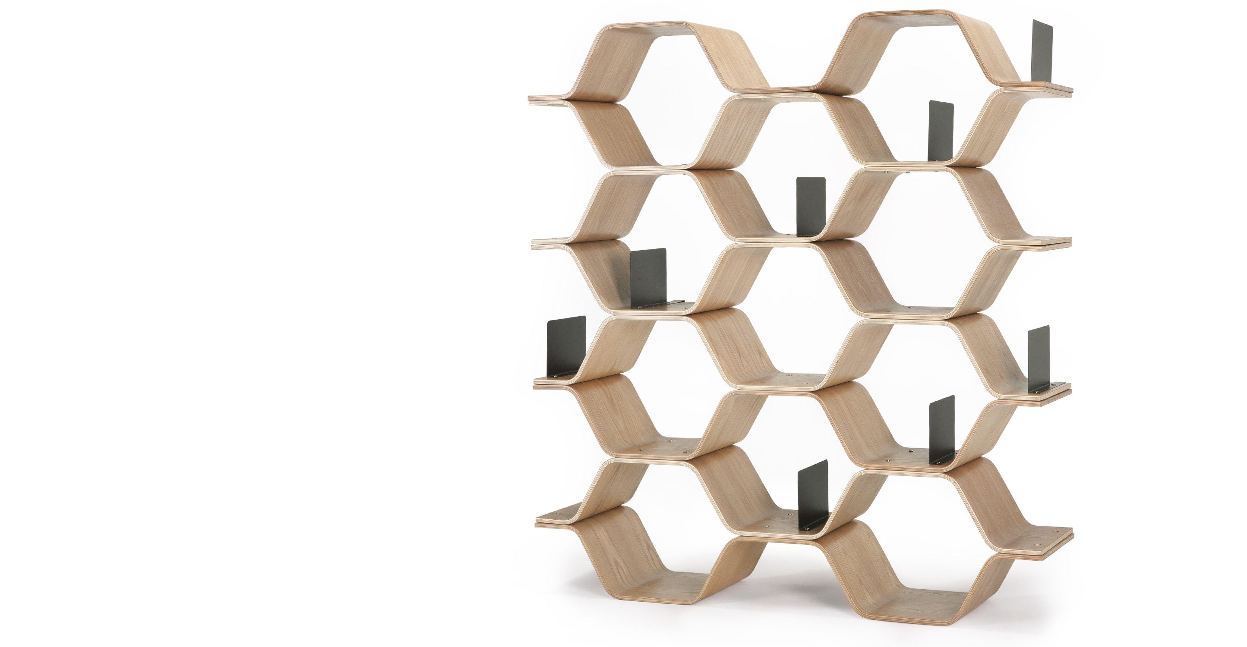 De polygon kast is een ontwerp van luka stepan tiny home
