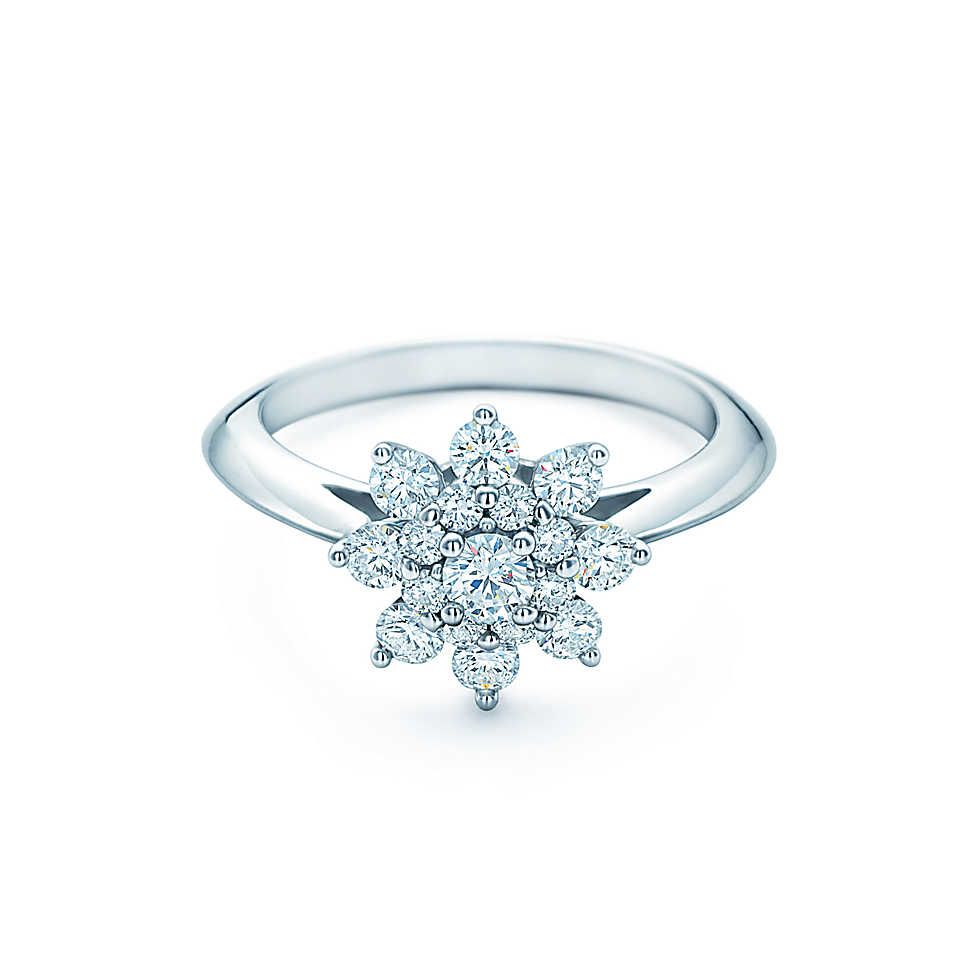 Tiffany Flower Engagement Rings  Tiffany & Co This Is The Ring I Would  Want
