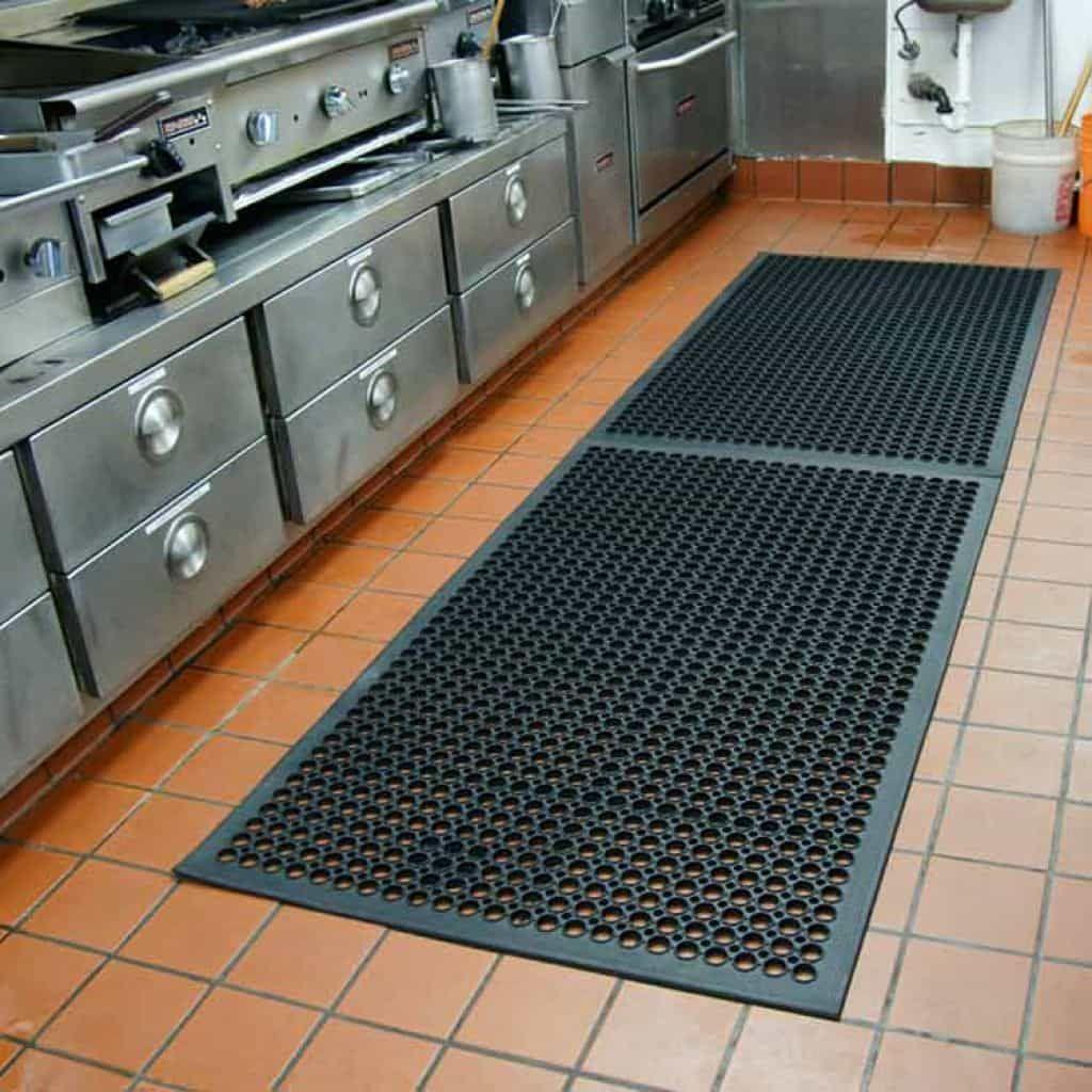 Using Antimicrobial Kitchen Mats Kitchen Flooring Kitchen Mats Floor Kitchen Design Gallery
