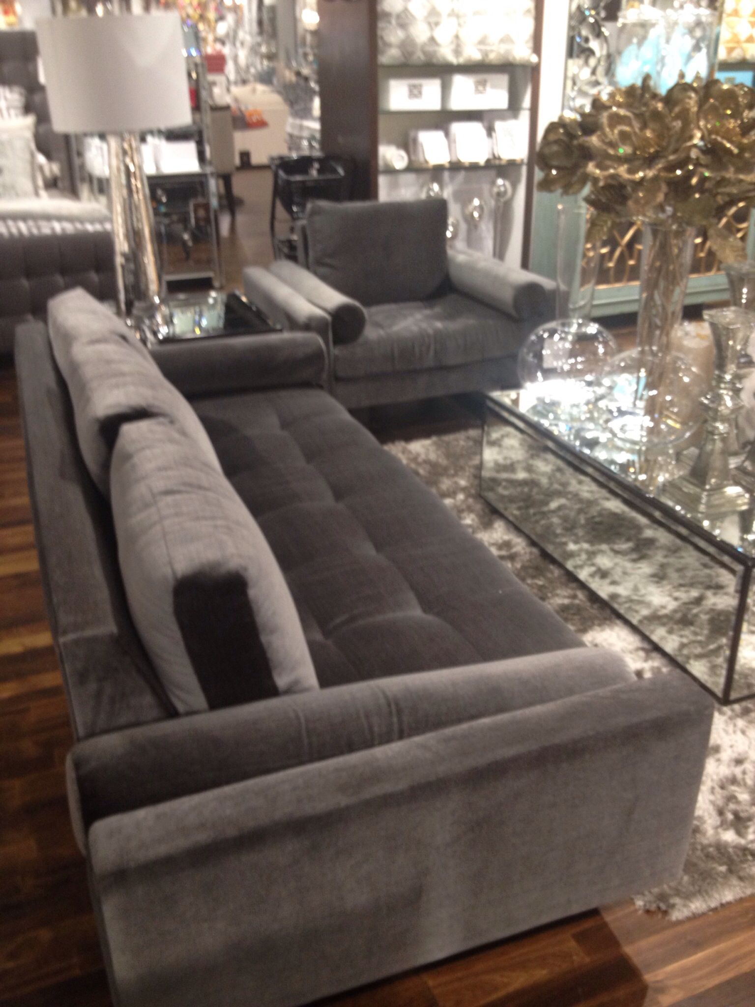 Jackson sofa & chair Zgallerie