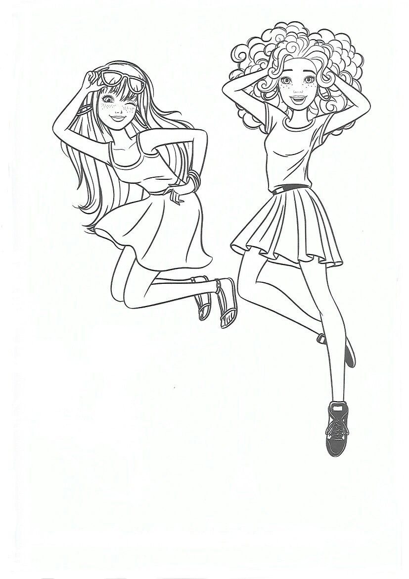 Pin By Renata On Barbie Coloring Barbie Coloring Pages Barbie Coloring Coloring Pages