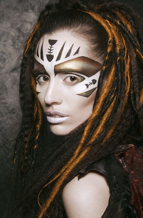 Carnaval · Maquillage TribalMaquillage