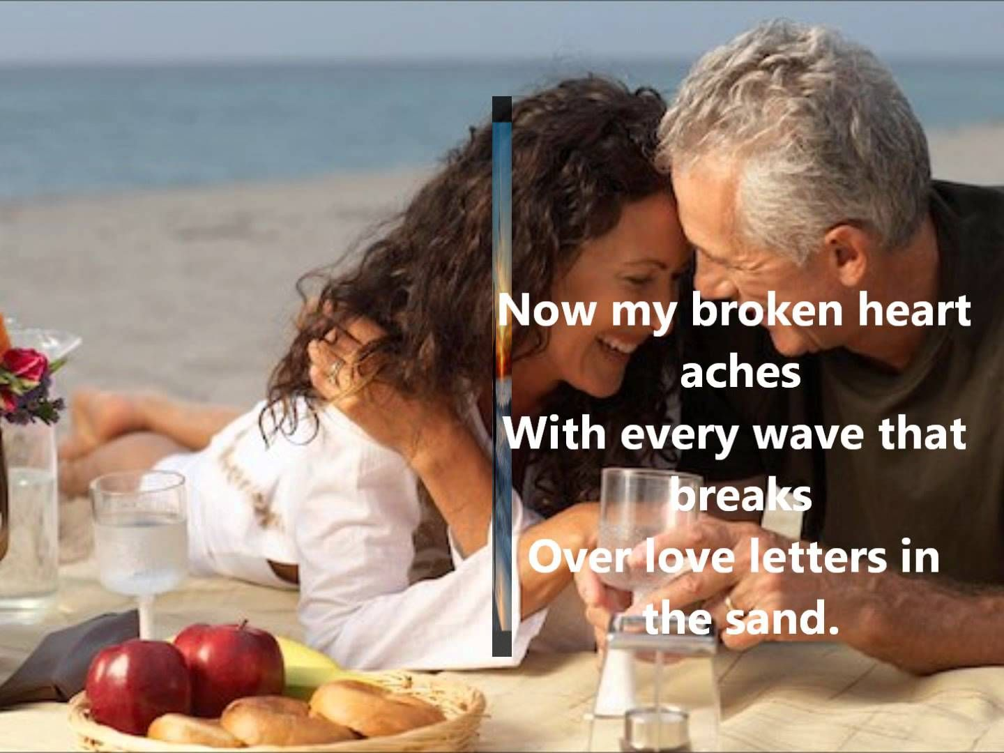 Pat Boone Love Letters in the Sand (lyrics) Silly songs