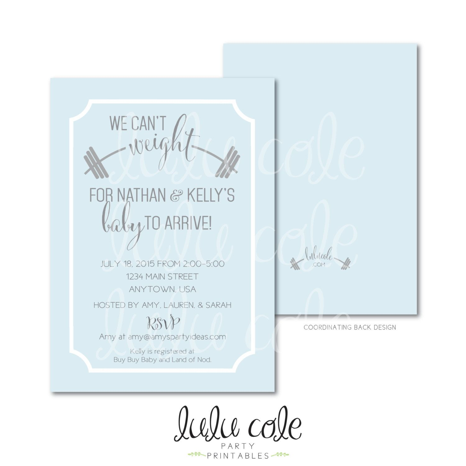 by girl shower sophisticatedswan a invitations invites and for pin its gold pink invitation baby