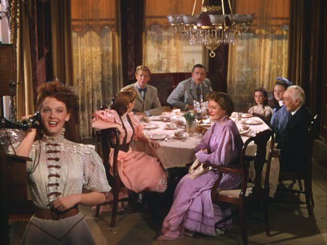 meet me in st louis movie In the year before the 1904 st louis world's fair, the four smith daughters learn  lessons of life and love, even  meet me in st louis (1944) official trailer - judy  garland, margaret o'brien movie hd  regions are unavailable for this movie.